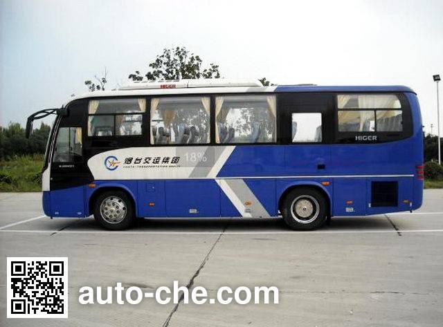 海格牌KLQ6856KQE50客车