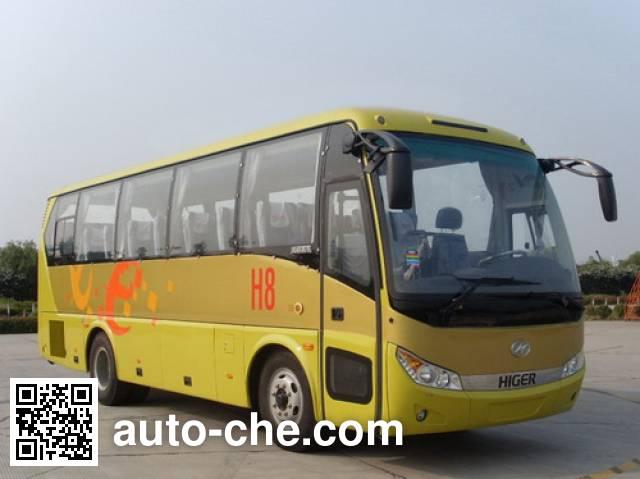 海格牌KLQ6858Q1客车