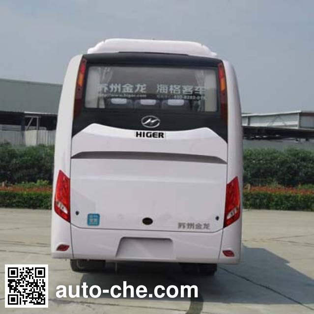 Higer KLQ6882KAC50 bus