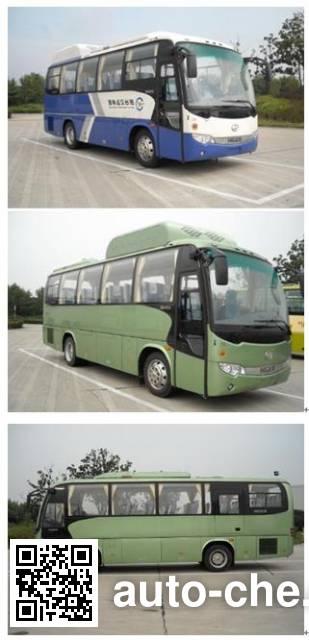 Higer KLQ6896KQC50 bus