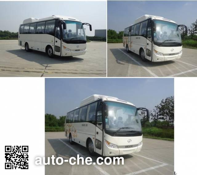 海格牌KLQ6896KQC51客车