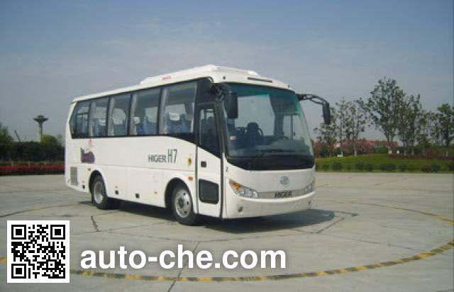 海格牌KLQ6898QE42客车