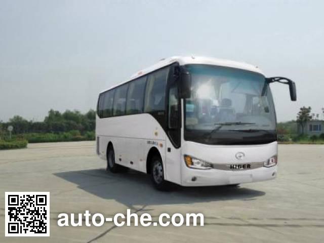 海格牌KLQ6902KAC52客车