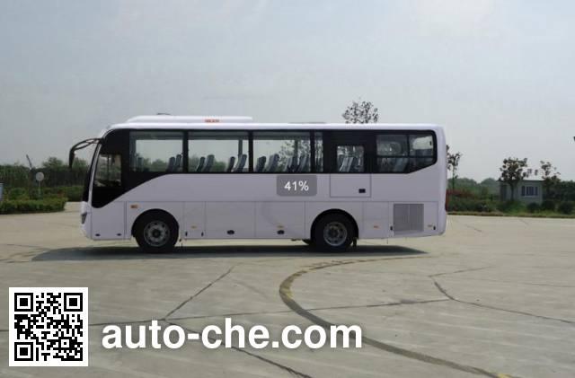 海格牌KLQ6902KAE40客车