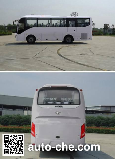 海格牌KLQ6902KAE42客车