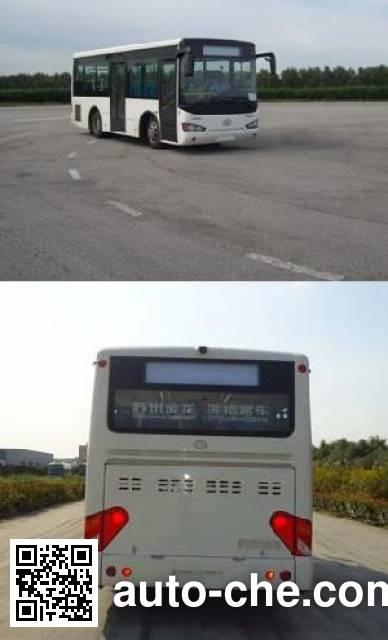 Higer KLQ6905GAE5 city bus