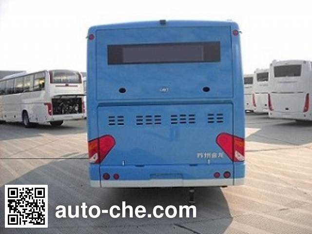 Higer KLQ6825GAHEVC5D hybrid city bus