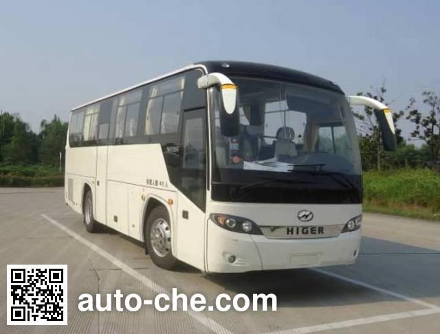 海格牌KLQ6905KQE51客车