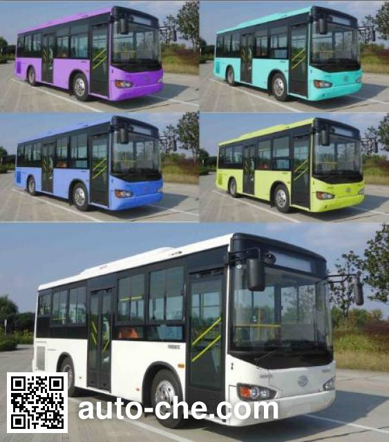Higer KLQ6935GC5 city bus