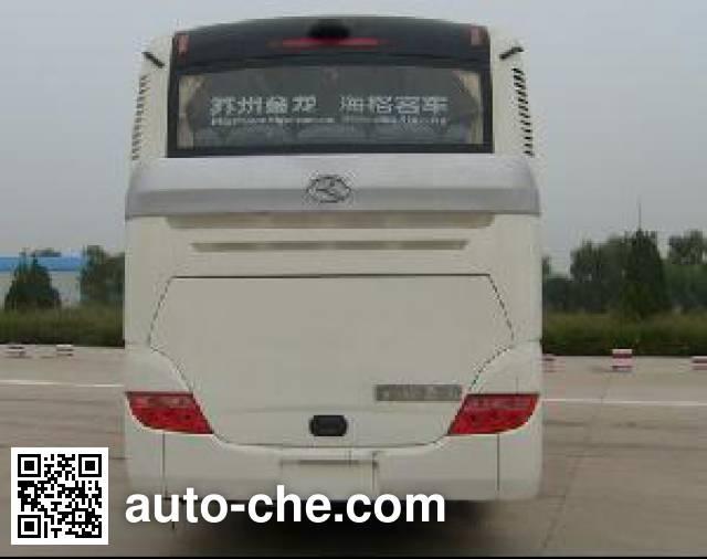 海格牌KLQ6115HAC52客车