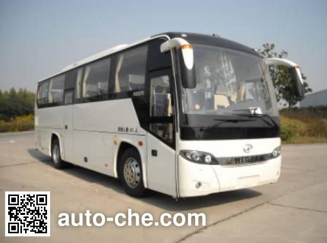 海格牌KLQ6995KQE50客车