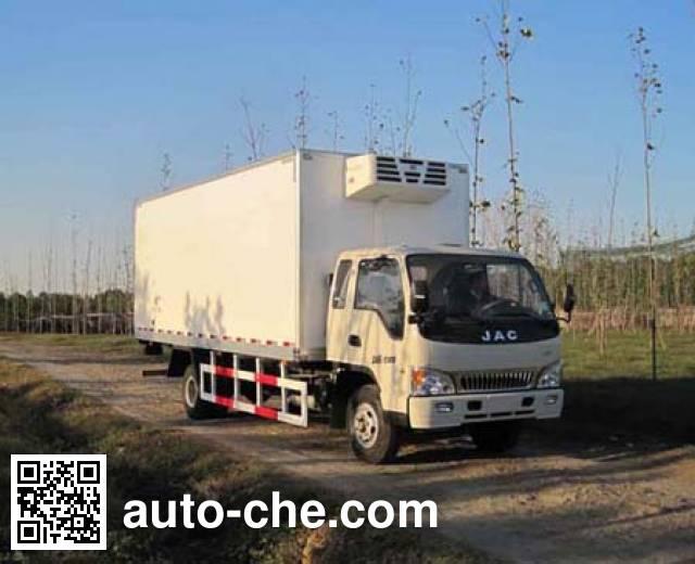 天载牌KLT5121XLC冷藏车