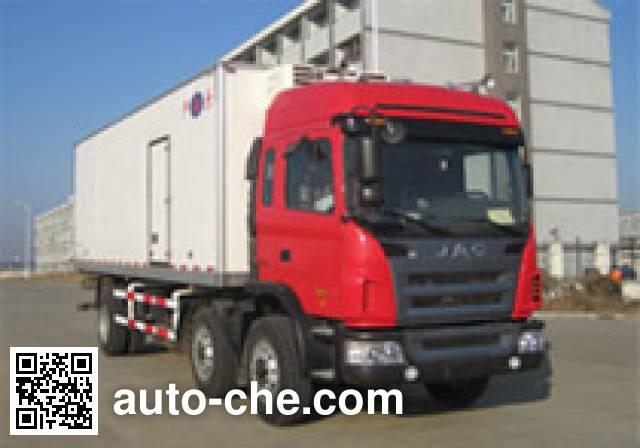 天载牌KLT5251XLC冷藏车