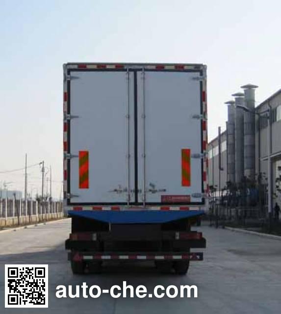 天载牌KLT5310XLC冷藏车