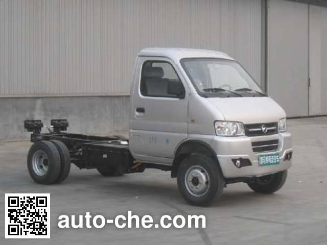 凯马牌KMC1035EV30D纯电动载货汽车底盘