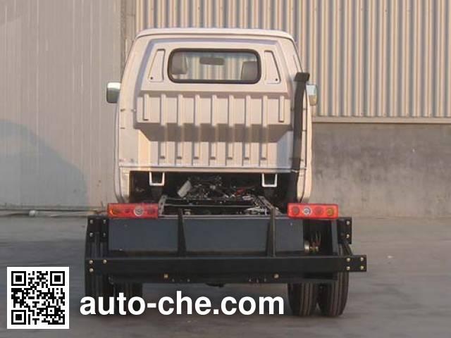 凯马牌KMC1035A32D4两用燃料载货汽车底盘