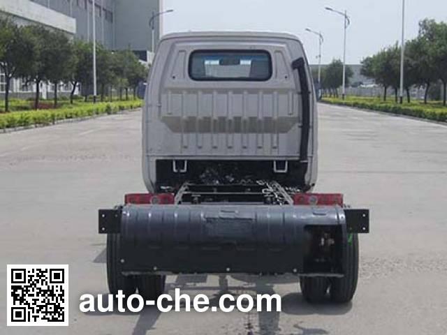 凯马牌KMC1035L32D5两用燃料载货汽车底盘