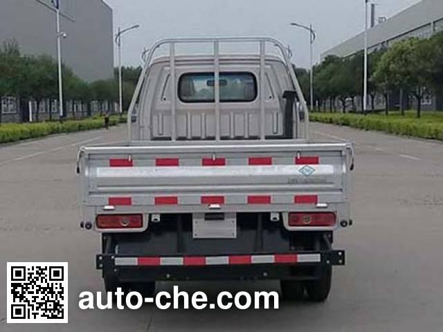 凯马牌KMC1035L32D5两用燃料载货汽车