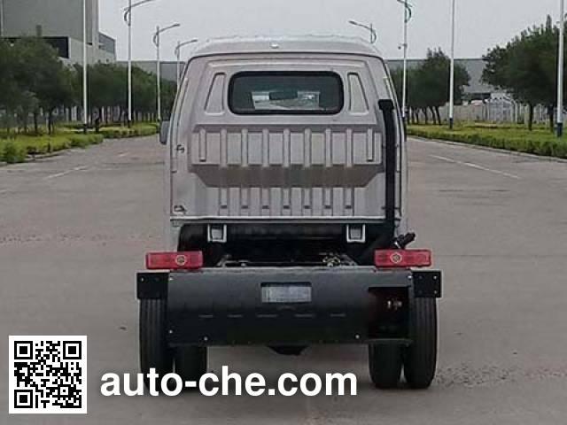 凯马牌KMC1035L32S5两用燃料载货汽车底盘