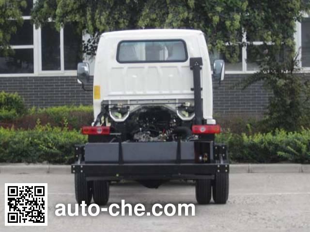 凯马牌KMC1036L26D5两用燃料载货汽车底盘