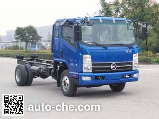 凯马牌KMC1081A38P5载货汽车底盘