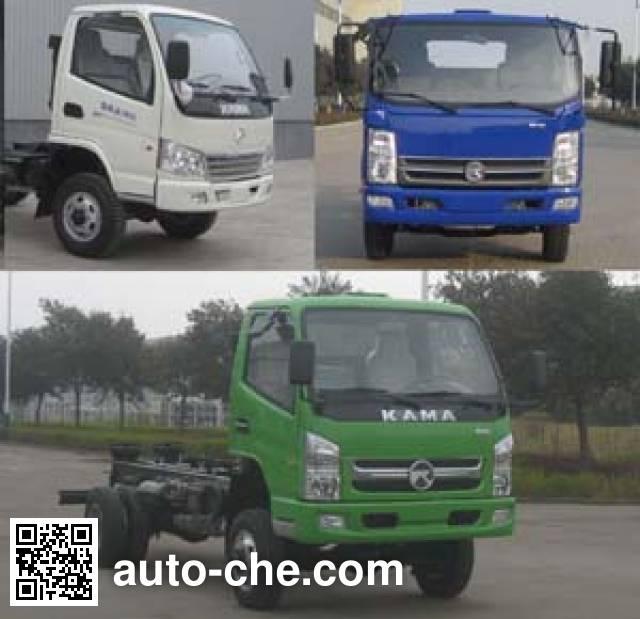 凯马牌KMC2042A33D5越野载货汽车底盘
