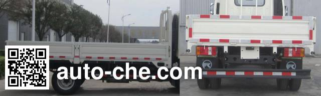 凯马牌KMC2042A33D5越野载货汽车