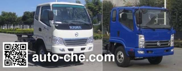 凯马牌KMC2042A33P5越野载货汽车底盘