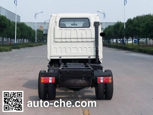 凯马牌KMC2042A33S5越野载货汽车底盘