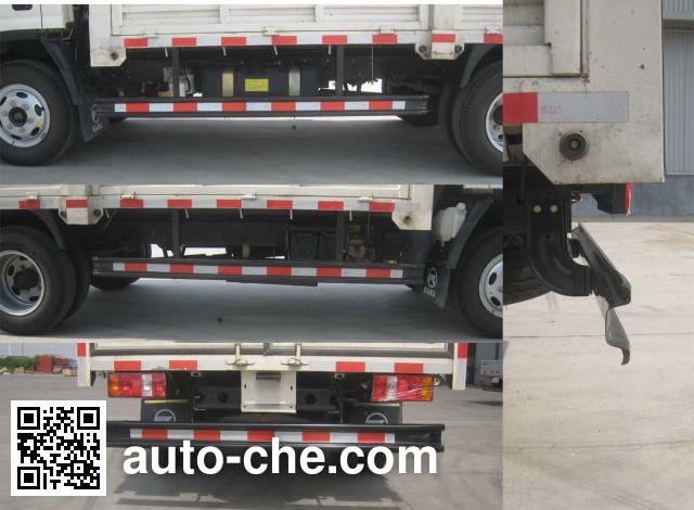 Kama KMC2042CCYA33D5 off-road stake truck