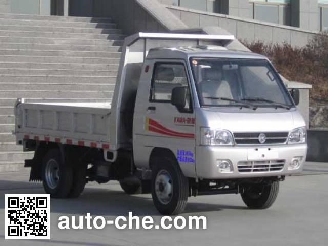 凯马牌KMC3033A25D4自卸汽车