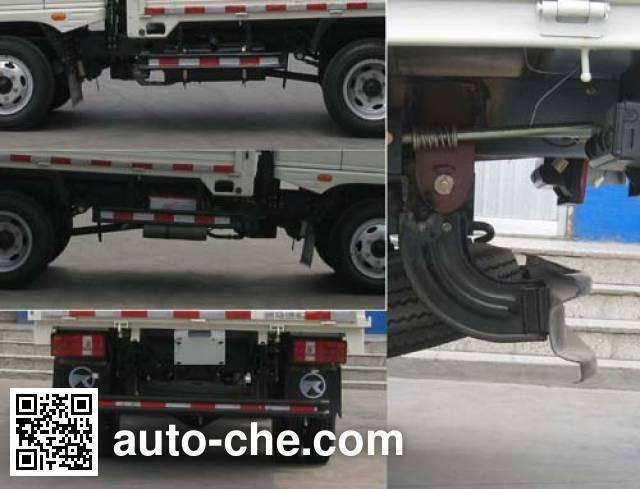 Kama KMC3041HA28P5 dump truck