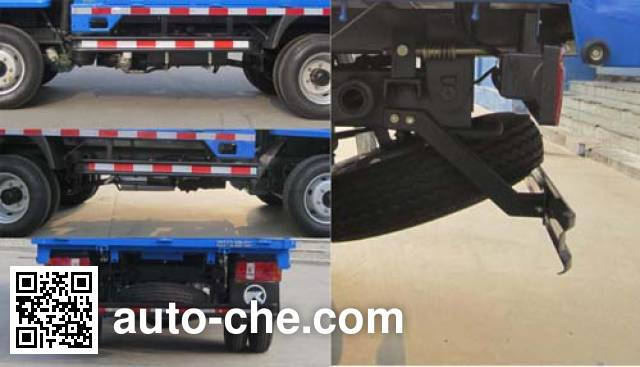 Kama KMC3041ZGC26D4 dump truck