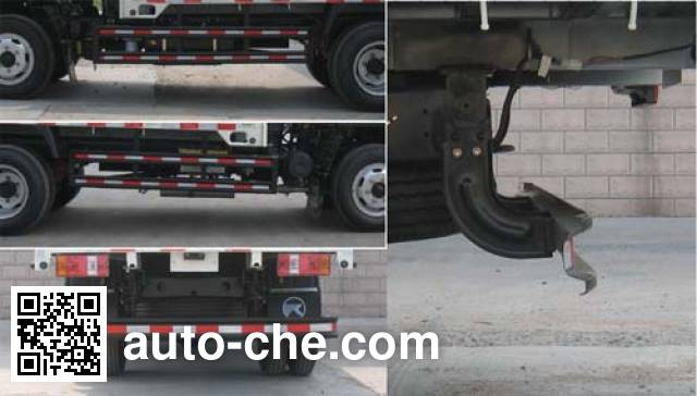 Kama KMC3041ZLB31P4 dump truck
