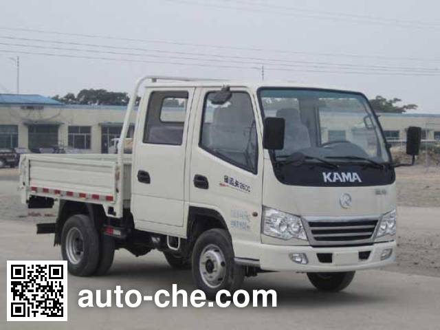 Kama KMC3047ZLB26S4 dump truck