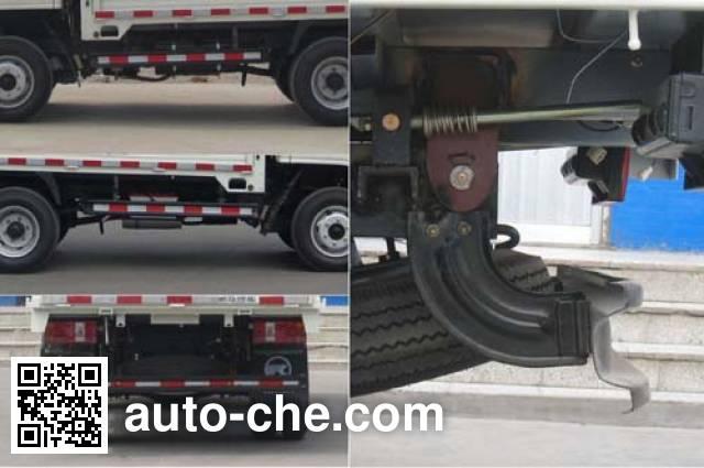 Kama KMC3048ZLB26D4 dump truck