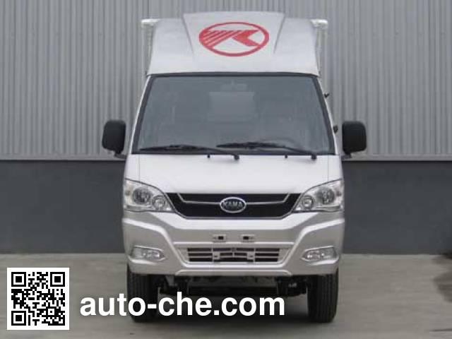 凯马牌KMC5020XLCEVA21D纯电动冷藏车