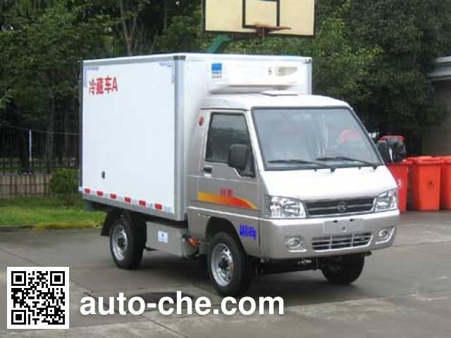 Kama KMC5020XLCEVA21D electric refrigerated truck