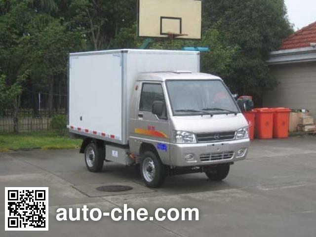 凯马牌KMC5020XXYEVA21D纯电动厢式运输车