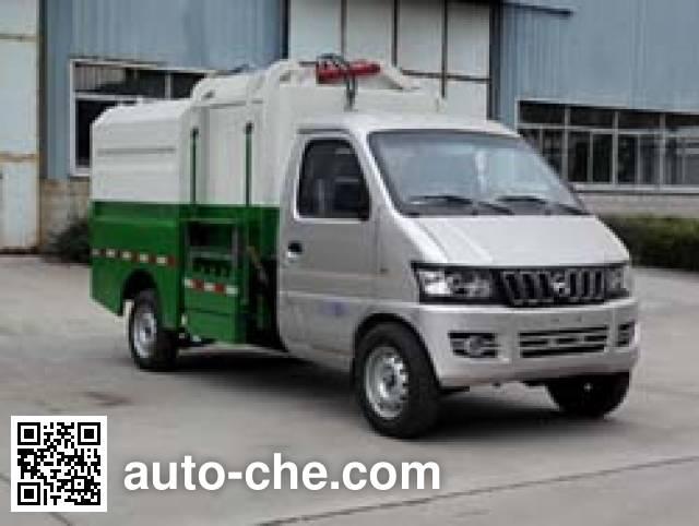 Kama KMC5021ZZZQ29D5 self-loading garbage truck