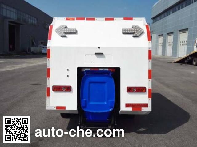 凯马牌KMC5022TSLEV29D纯电动扫路车