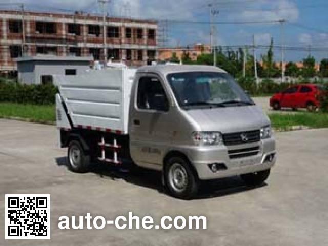 凯马牌KMC5022ZYSEV29D纯电动压缩式垃圾车
