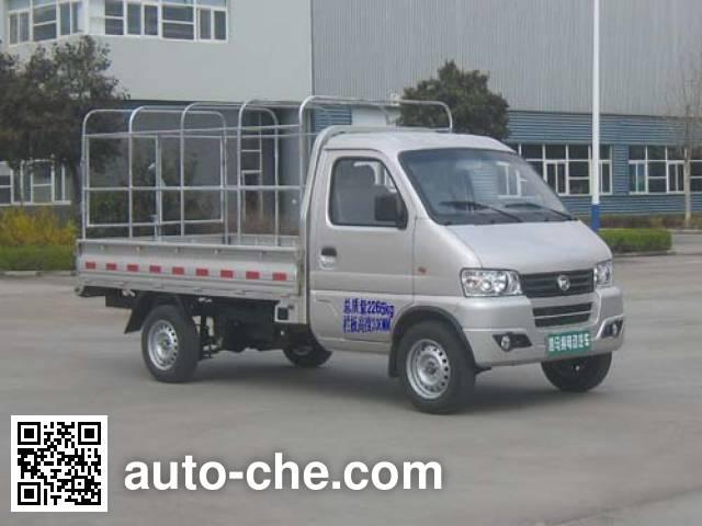 凯马牌KMC5023CCYEVA29D纯电动仓栅式运输车