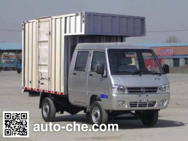 Kama KMC5030XXYL27S5 box van truck