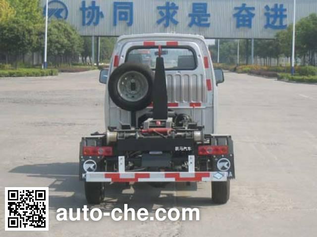 Kama KMC5030ZXXL27D5 detachable body garbage truck