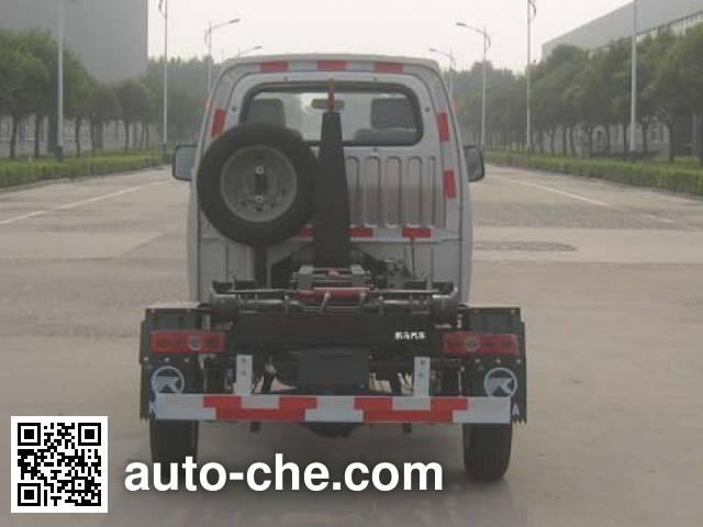 凯马牌KMC5030ZXXQ27D5车厢可卸式垃圾车