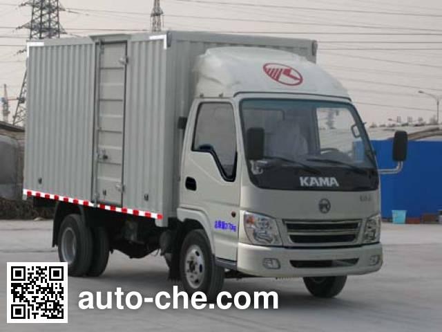 Kama KMC5031XXYA31D4 box van truck