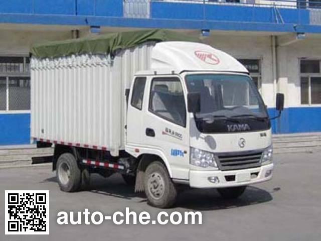 凯马牌KMC5040CPY28P4蓬式运输车