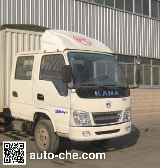 凯马牌KMC5040CPY28S4蓬式运输车