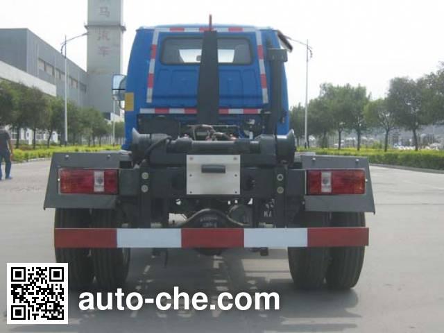 凯马牌KMC5040ZXX28D4车厢可卸式垃圾车